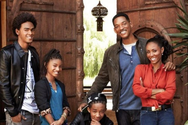 Will Smith's House And Family