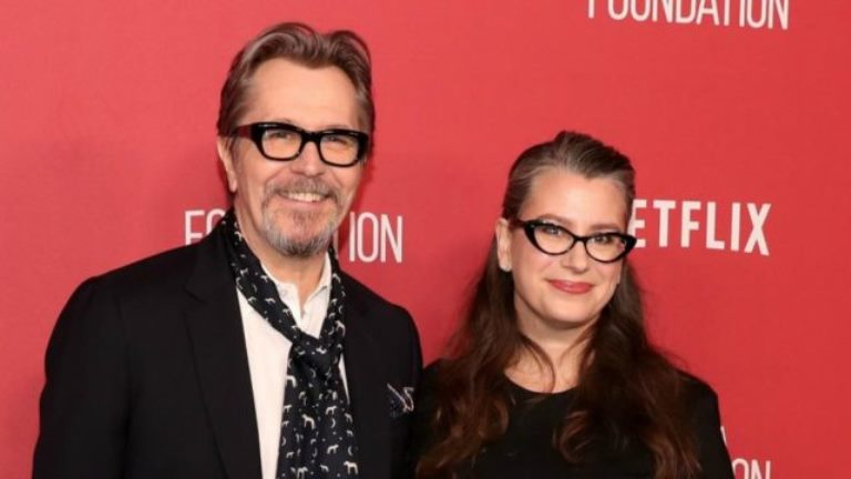 Gary Oldman Biography, Net Worth, Awards and Nominations, Spouse