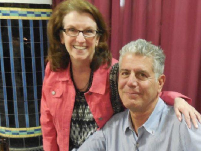 Nancy Putkoski Bio, Marriage To Anthony Bourdain, Divorce and Personal Life