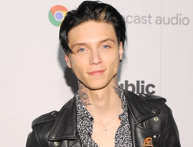 Andy Biersack Bio, The Wife – Juliet Simms, Age, Height, Tattoos, Net Worth