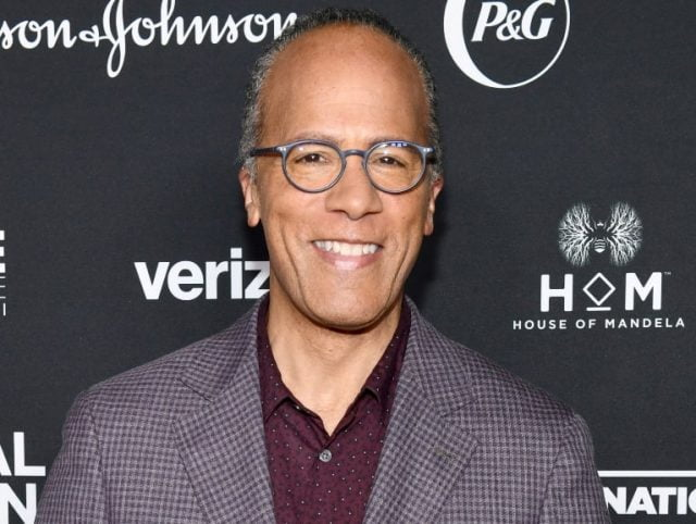Lester Holt Wife, Son, Parents, Family, Salary, Ethnicity, Age, Height