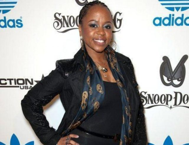 Who Is Shante Broadus (Snoop Dogg's Wife), The Kids, Age, Height