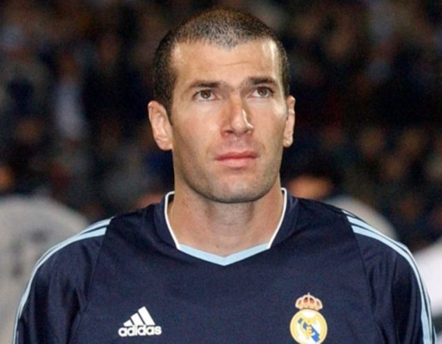 Zinedine Zidane Bio, Son, Net Worth, Salary, Family, Age, Height