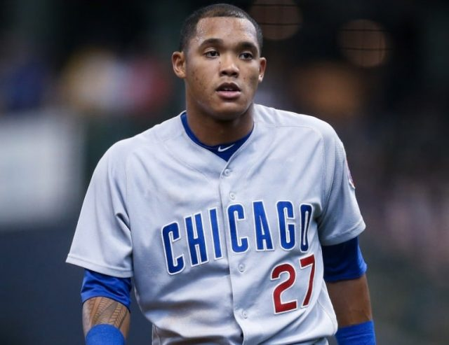 Addison Russell Wife, Children, Parents, Career Stats, Ethnicity and Age