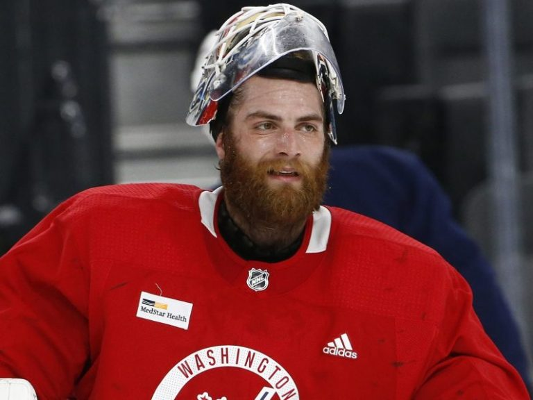 Braden Holtby Biography Wife Stats Contract Salary And Other Facts Celebion