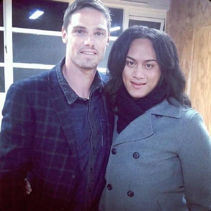 Jay Ryan Married, Wife (Dianna Fuemana), Body Stats, Daughter, Family