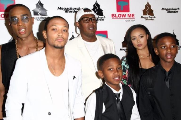 Master P Kids (Sons and Daughters), Wife, Divorce, Girlfriend, Height