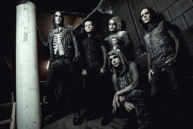 Who is Chris Motionless (Chris Cerulli) – His Height, Tattoos, Girlfriend, Age