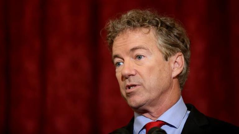 Rand Paul Height, Wife, Father, Son, Family, Net Worth, Bio