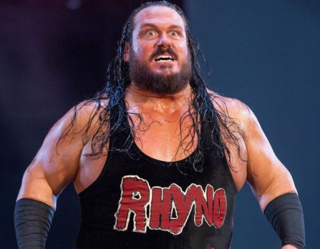 Rhyno WWE Profile And Everything You Need To Know About The Wrestler