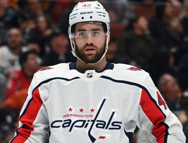 Tom Wilson of Washington Capitals Biography, Stats and Body Measurements