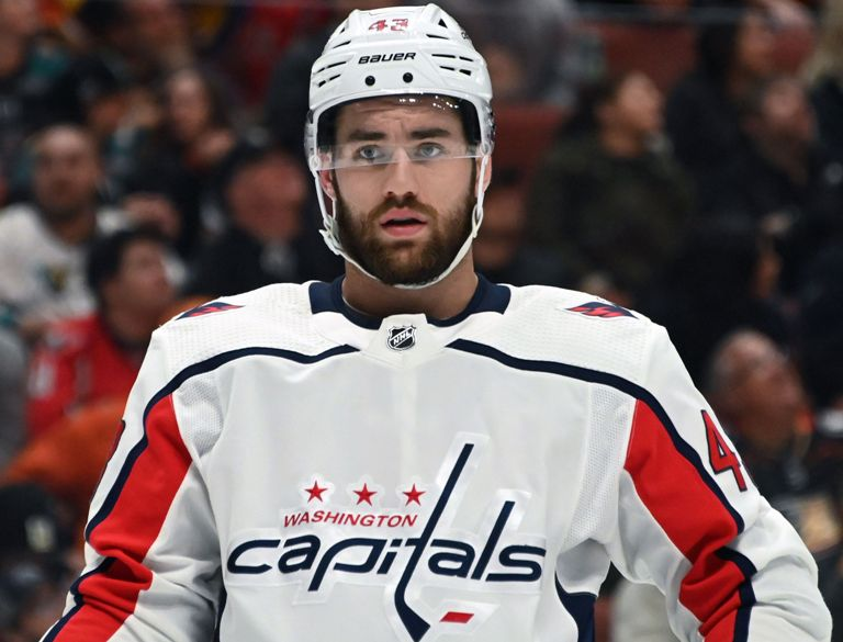 Tom Wilson Of Washington Capitals Biography Stats And Body Measurements Celebion