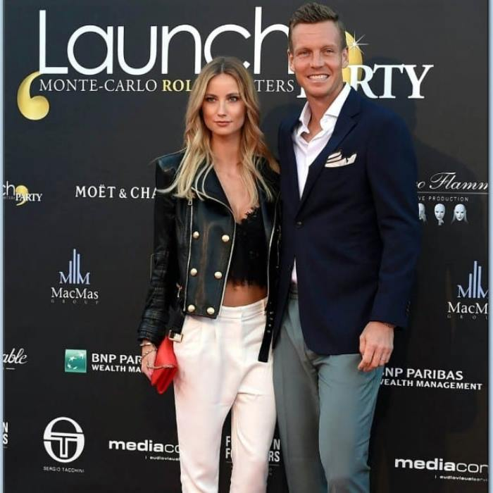 Tomas Berdych Wife, Girlfriend, Height, Weight, Measurements, Net Worth