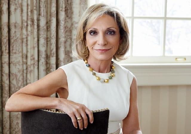 Andrea Mitchell Biography, Husband, Net Worth, Salary, Children, Age