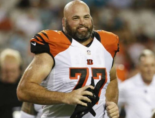 Who Is Andrew Whitworth? His Wife, Age, Salary, And NFL Career