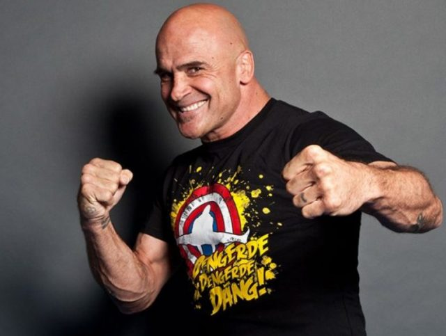Bas Rutten Wife, Daughter, Family, Height, Net Worth, Bio