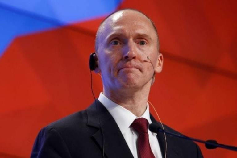 Who Is Carter Page, Is He Gay, Who Is The Wife, How Is He Connected To Russia?
