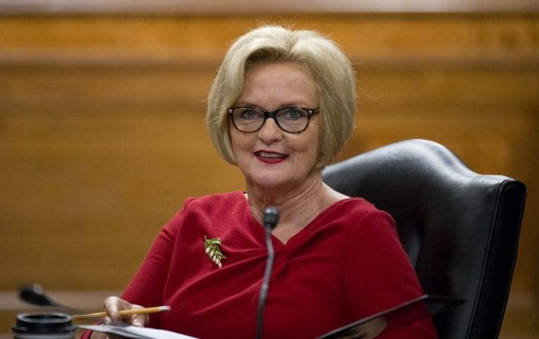 Claire McCaskill Biography, Net Worth, Husband, Children And Education