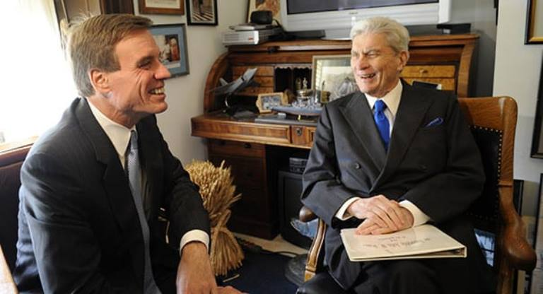 Who Is Mark Warner, What is His Net Worth, Is He Related To John Warner