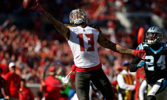 Mike Evans Wife, Father, Brother, Uncle, Age, Height, Weight, Bio