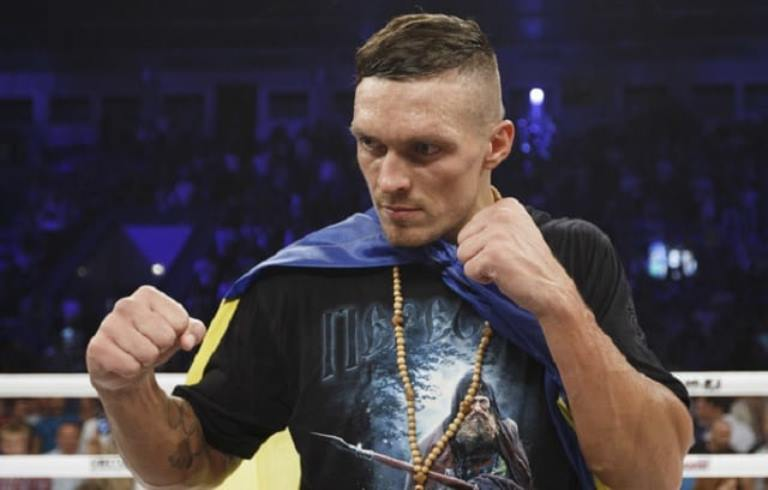 Who Is Oleksandr Usyk? His Height, Weight, Body Stats, Family, Bio