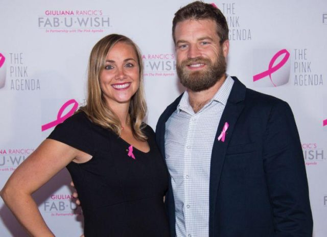 Liza Barber Biography, Facts About Ryan Fitzpatrick's Wife