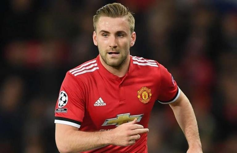 Is Luke Shaw Gay or Does He Have A Girlfriend? Age, Height, Weight