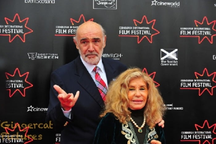 Micheline Roquebrune, Sean Connery's Wife – Bio, Family Life and Other Facts