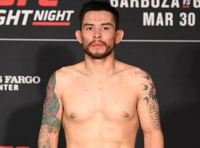 Ray Borg Biography, Wife, Family, Other Facts About The MMA Star