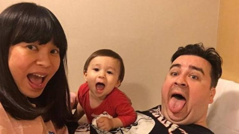 Sam Hammington – Bio, Wife, Son, Age, Family, Other Facts