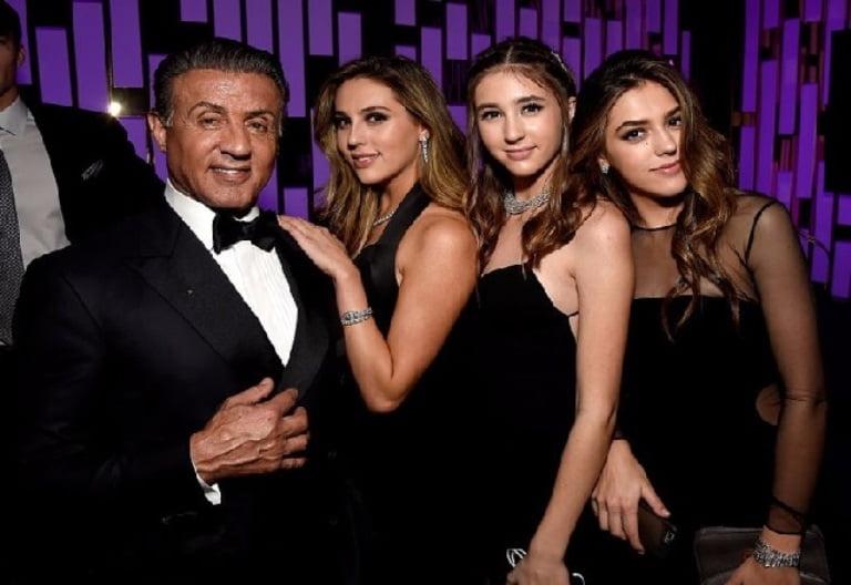 Sistine Rose Stallone – Bio, Siblings, Family Life of Sylvester Stallone's Daughter